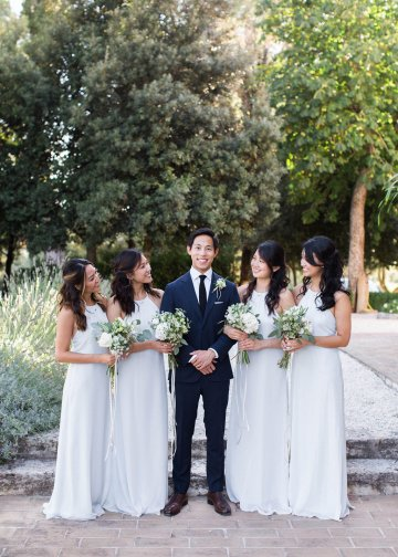 Romantic & Intimate Tuscan Wedding by Adrian Wood Photography 92
