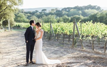 Stylish, Intimate & Romantic Wedding in Tuscany