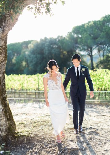 Romantic & Intimate Tuscan Wedding by Adrian Wood Photography 98