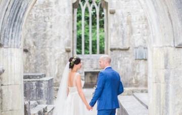 Romantic Irish Wedding by Cecelina Photography 40
