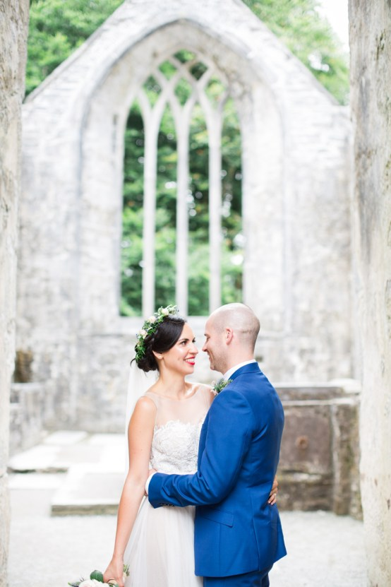 Romantic Irish Wedding by Cecelina Photography 46