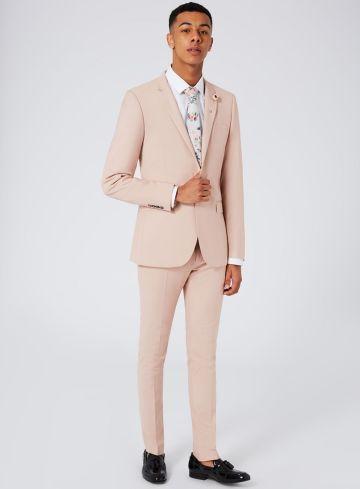 Rose Coloured Suit
