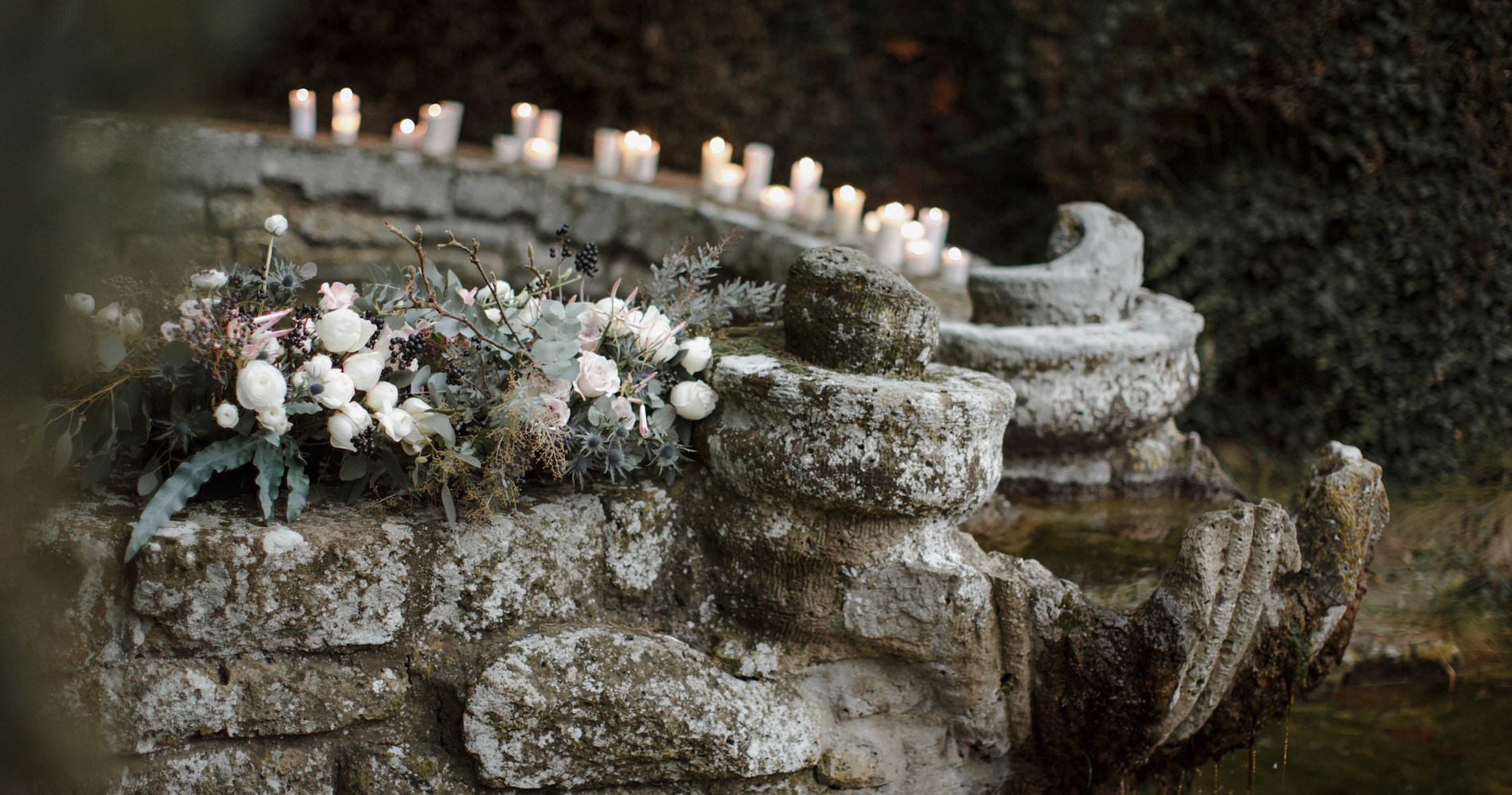 Secret Garden Wedding Inspiration by Monica Leggio and BiancoAntico 14