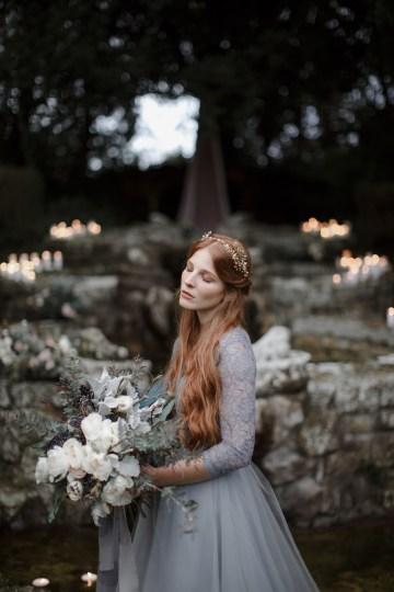 Secret Garden Wedding Inspiration by Monica Leggio and BiancoAntico 17