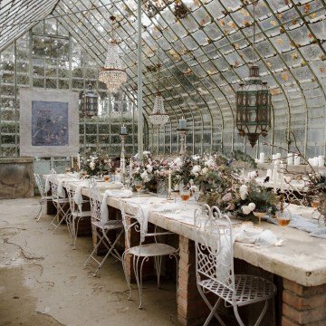 Secret Garden Wedding Inspiration by Monica Leggio and BiancoAntico 34