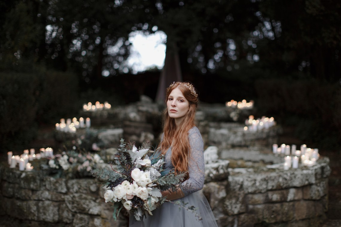 Secret Garden Wedding Inspiration by Monica Leggio and BiancoAntico 51