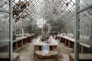 Secret Garden Wedding Inspiration by Monica Leggio and BiancoAntico 57