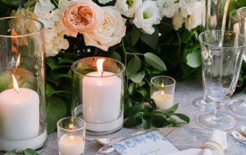 5 Ways To Add Scent To Your Wedding