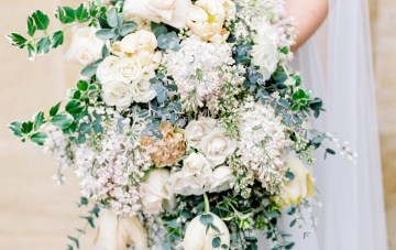 Fine Art Wedding Inspiration by Liz Baker Photography 39