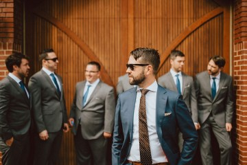 Fun & Stylish Wedding by Pat Robinson Photography 53