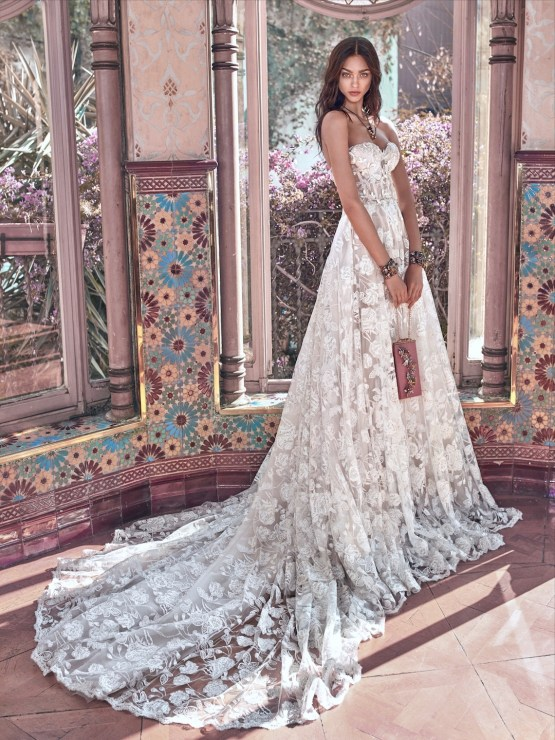 Georgia Galia Lahav Wedding Dress Collection 2018 07