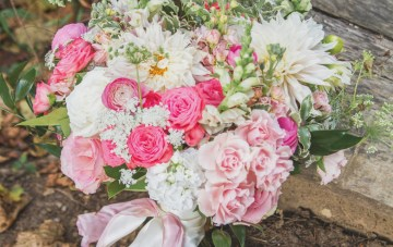 Gorgeous Whimsical Wedding by Krista Lee Photography and Cedarwood Weddings 43
