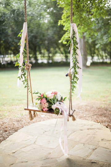 Gorgeous Whimsical Wedding by Krista Lee Photography and Cedarwood Weddings 5