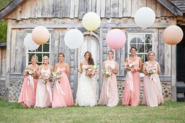 Gorgeous Whimsical Wedding by Krista Lee Photography and Cedarwood Weddings 7