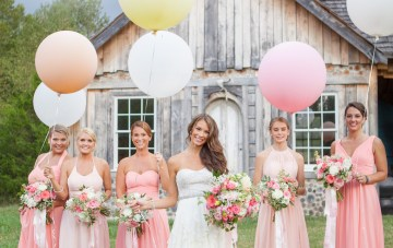 Gorgeous Whimsical Wedding by Krista Lee Photography and Cedarwood Weddings 8