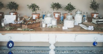 Italian Wedding with a Greek Theme by Infraordinario Wedding 27