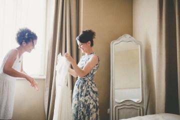 Italian Wedding with a Greek Theme by Infraordinario Wedding 8