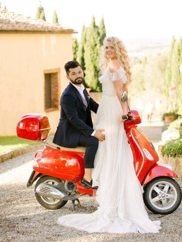 Pretty Tuscan Wedding by Facibeni Fotografia 17