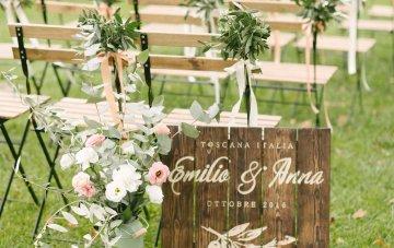 Pretty Tuscan Wedding by Facibeni Fotografia 28