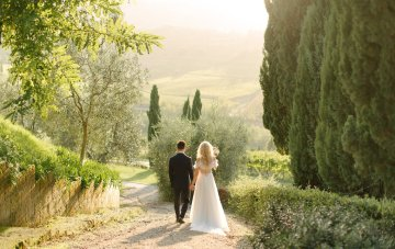 Destination Wedding in Tuscany with the Prettiest Details