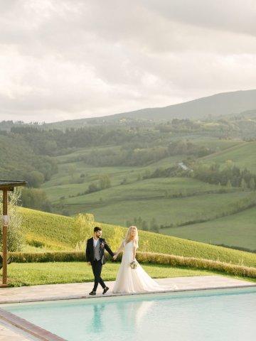 Pretty Tuscan Wedding by Facibeni Fotografia 58