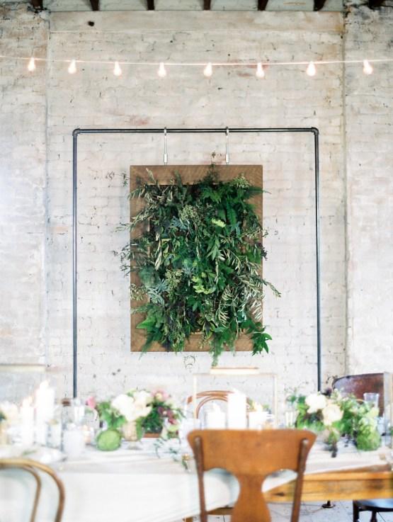 Pretty Warehouse Wedding Inspiration by Natashia Nicole Photography 43