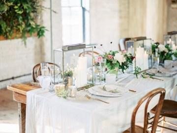 Pretty Warehouse Wedding Inspiration by Natashia Nicole Photography 44