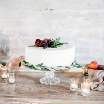 Pretty Warehouse Wedding Inspiration by Natashia Nicole Photography 7