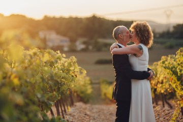 Relaxed and Simple Wedding in France by Time of Joy Photography 23