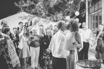 Relaxed and Simple Wedding in France by Time of Joy Photography 59