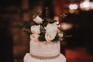 Romantic Winter Wedding by Brandi Potter Photography 1