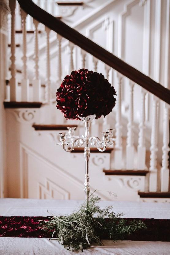 Romantic Winter Wedding by Brandi Potter Photography 18