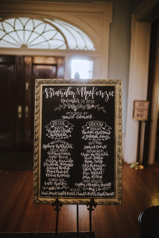 Romantic Winter Wedding by Brandi Potter Photography 40