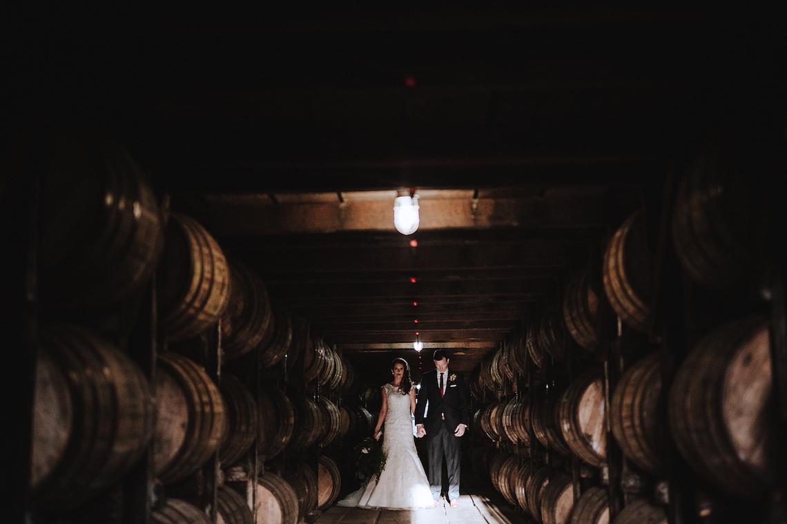 Romantic Winter Wedding by Brandi Potter Photography 43