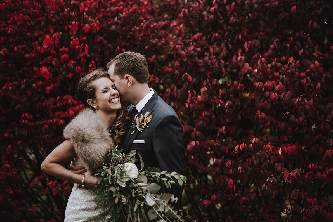 Romantic Winter Wedding by Brandi Potter Photography 44