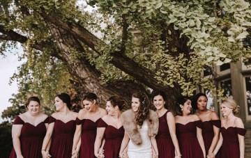 Romantic Winter Wedding by Brandi Potter Photography 5
