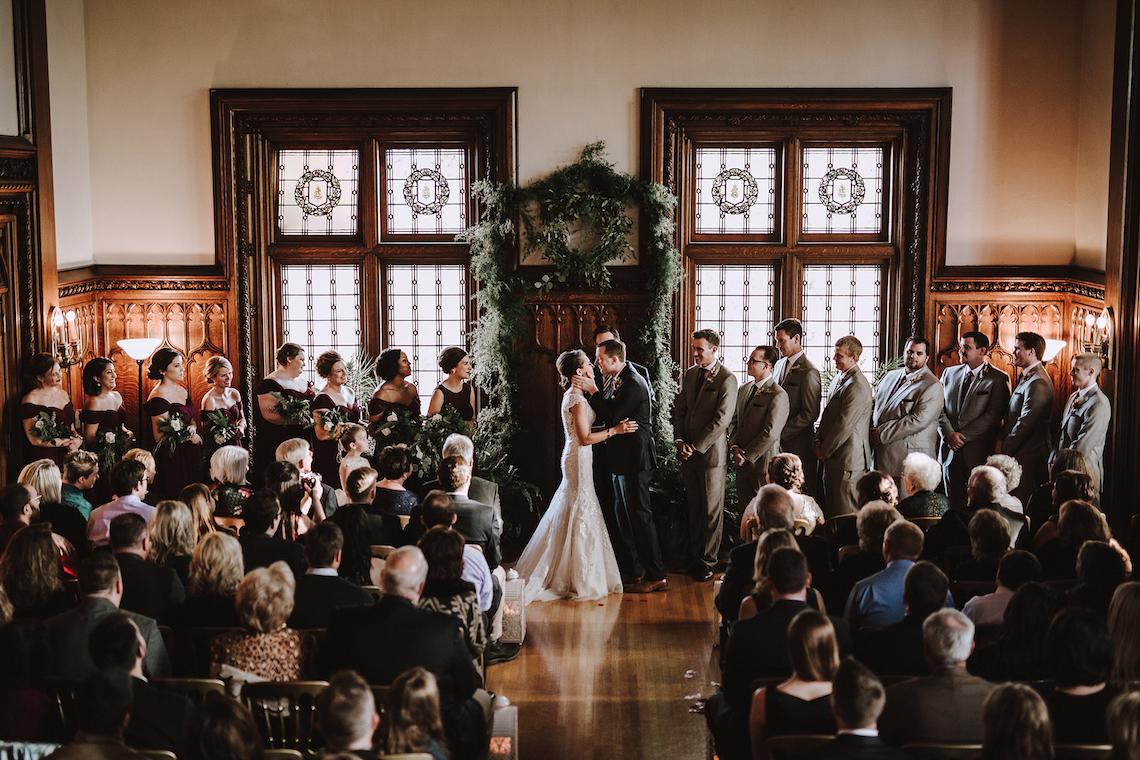 Romantic Winter Wedding by Brandi Potter Photography 51