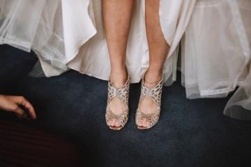 Romantic Winter Wedding by Brandi Potter Photography 6