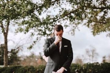 Romantic Winter Wedding by Brandi Potter Photography 8