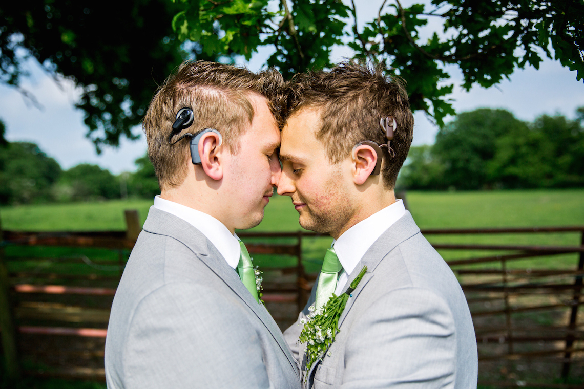 Sweet Same Sex Wedding in England by Becky Bailey Photography 49