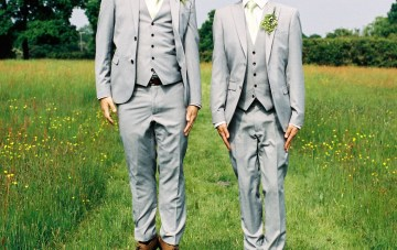 Sweet Same Sex Wedding in England by Becky Bailey Photography 75