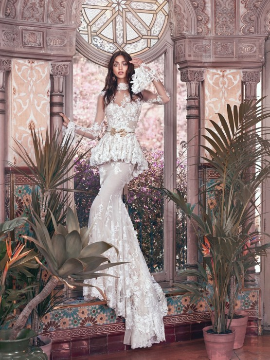 Tesla Galia Lahav Wedding Dress Collection 2018 26