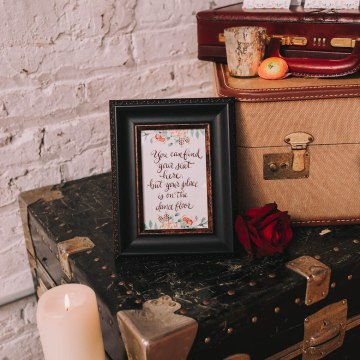 Vintage Travel Wedding Inspiration by Alexandria Odekirk Photography and Dotted Events 20