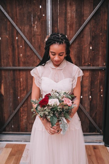 Vintage Travel Wedding Inspiration by Alexandria Odekirk Photography and Dotted Events 37