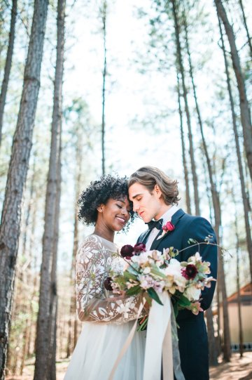 Whimsical Barn Wedding Inspiration by Glorious Moments Photography and Sara Gillianne 12