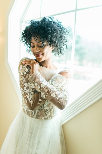 Whimsical Barn Wedding Inspiration by Glorious Moments Photography and Sara Gillianne 15