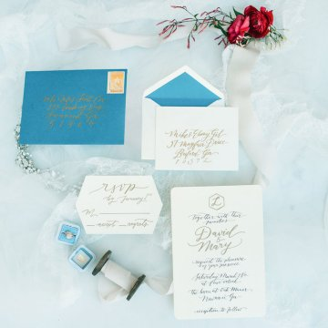 Whimsical Barn Wedding Inspiration by Glorious Moments Photography and Sara Gillianne 2