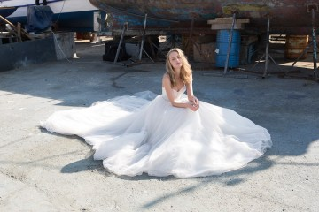 Alon Livne Wedding Dress Collection 14
