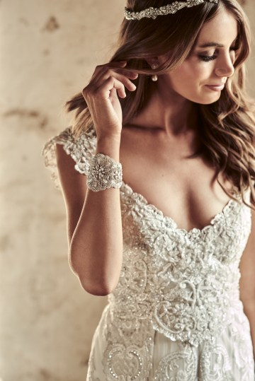 Anna Campbell Wedding Dress Collection 39