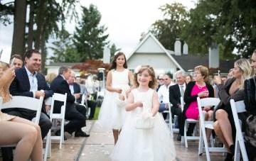 Beautiful Lakehouse Wedding by Jamie Rae Photo 16